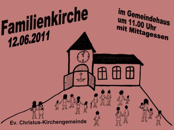 Familienkirche zu Pfingsten