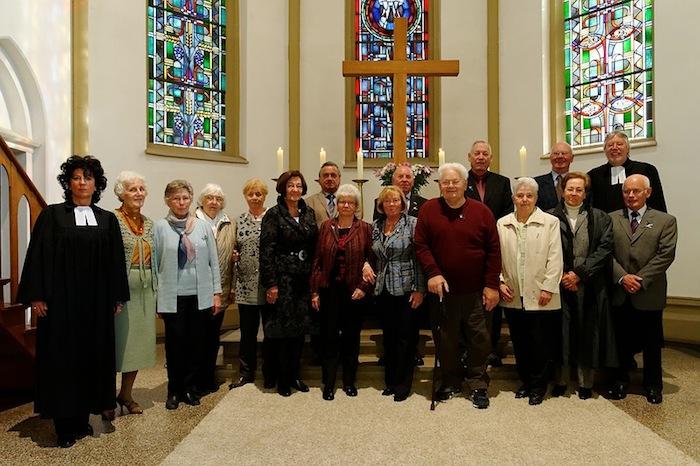 Jubelkonfirmation 2011
