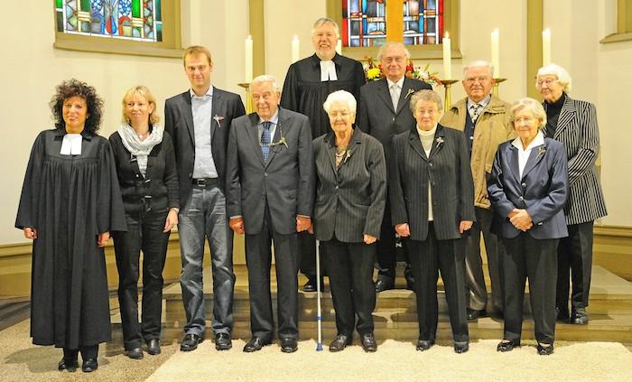 Jubelkonfirmation 2013