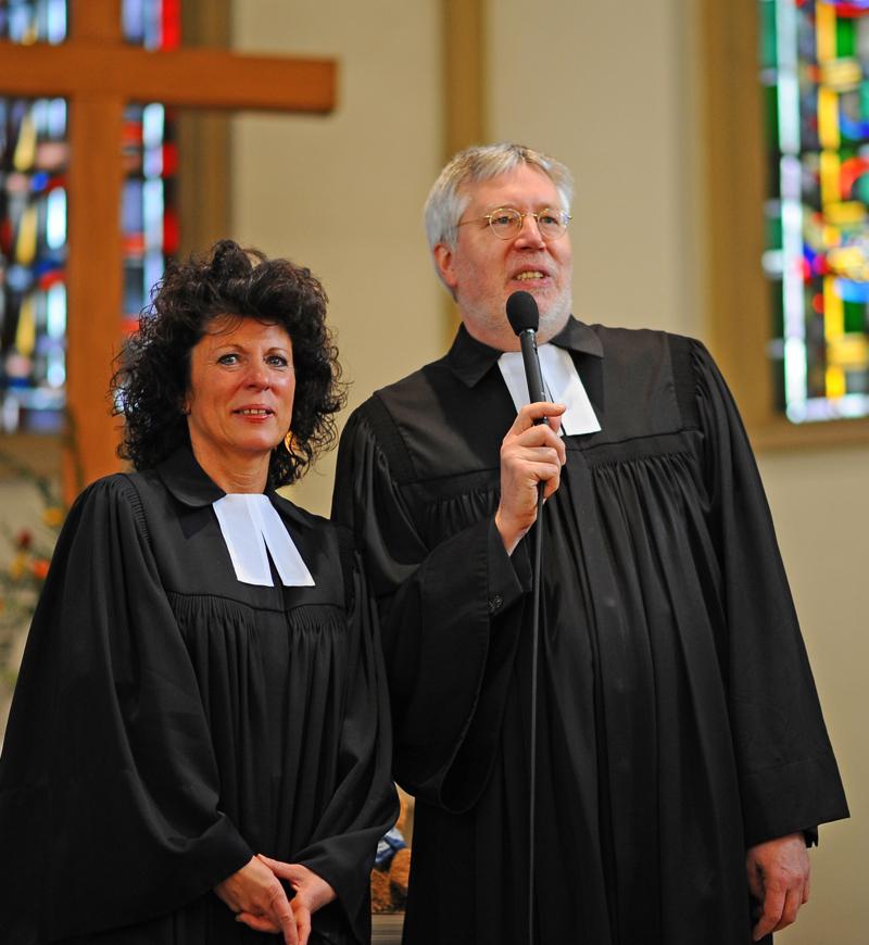 Verabschiedung Pfarrerin Schmidt