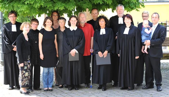 Ordination Helmert