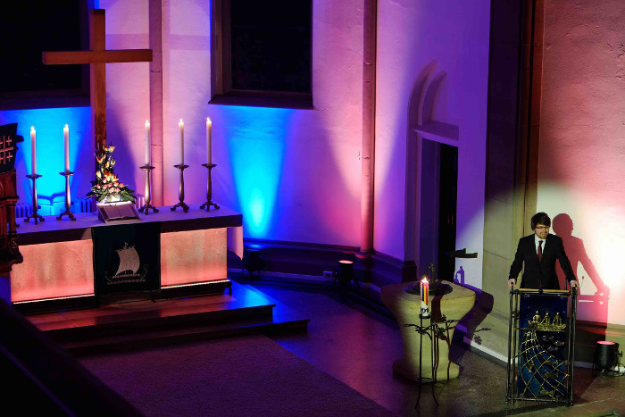 Konzert für Posaune und Orgel