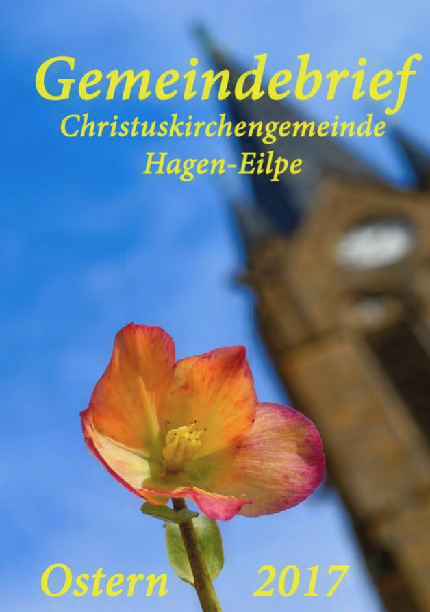 Gemeindebrief Ostern
