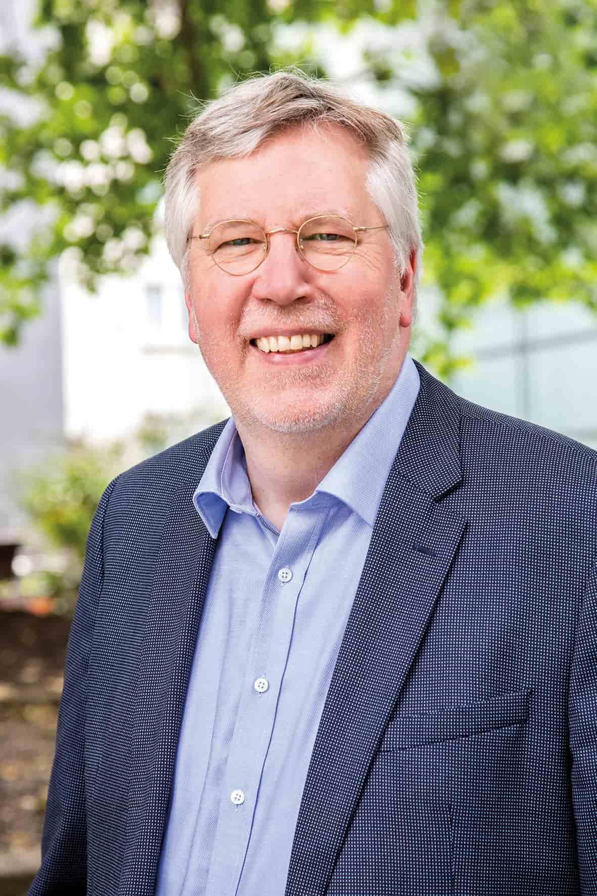 Pfarrer Michael Dahme